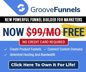 GrooveFunnels offer