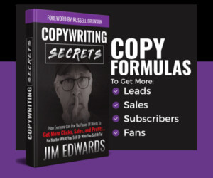 Copywriting Secrets book offer